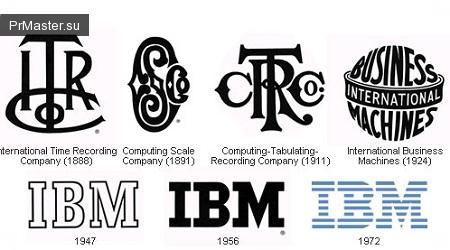 айбиэм логотип