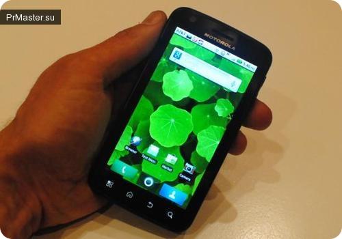 Британское отделение Motorola инвестирует в рекламу.
