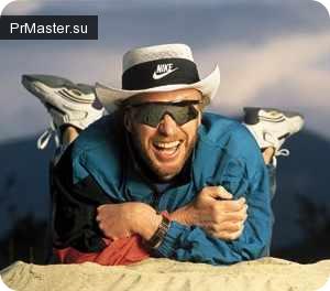 Nike: путь к успеху.