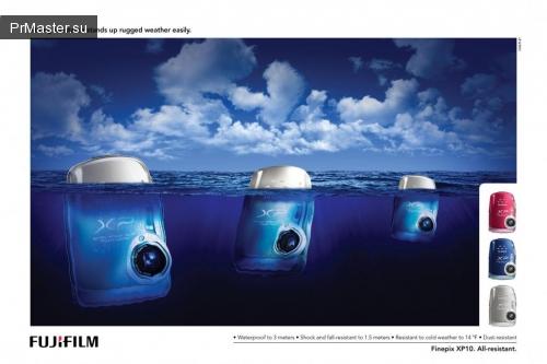 Десятка самых интересных образцов печатной рекламы со всего света.