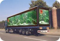 ТОП-10 или же «Невероятно красивая наружная реклама... на грузовиках».
