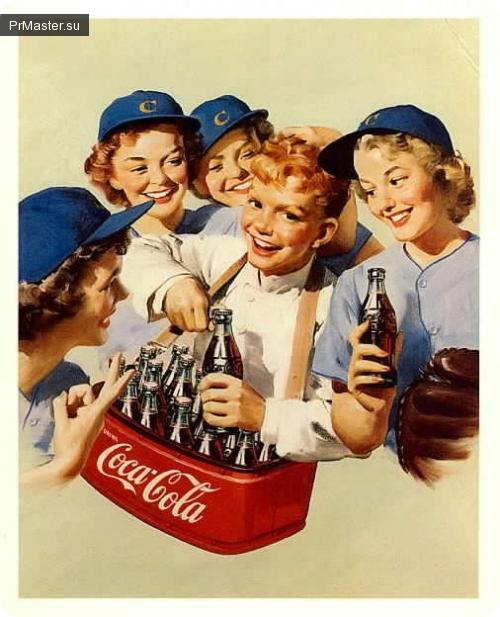 К 125 летию знаменитой Coca-Cola: новая книга о мега бренде.