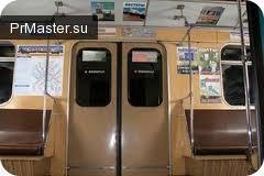 Размещение рекламы в столичном метро: назван новый оператор.