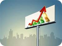 2010 год: Бюджет рекламных агентств остается прежним.