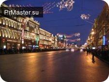 Невский проспект частично лишат наружной рекламы.