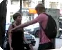 Любительское видео о ссоре в качестве потенциального вируса «Якитории».