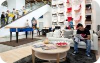 Залы досуга для скучающих мужчин - теперь в IKEA!