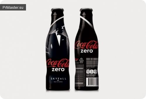 Coca-Cola призывает стать Вас суперагентом.
