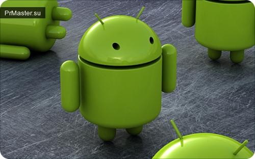 Доля Android-смартфонов на рынке теперь составляет 75%!