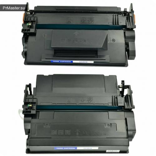 HP LaserJet Enterprise MFP M527dn обзор и картриджи