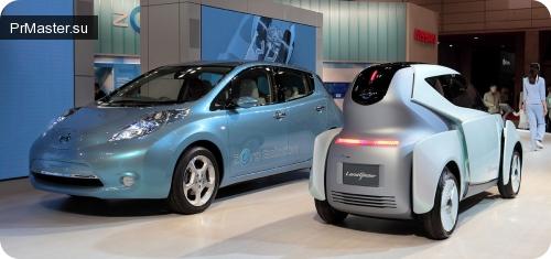 Цікаві факти про електромобілі. Частина 2